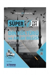 Armada Yayınları - Armada Yayıncılık TYT AYT Süper Din Kültürü ve Ahlak Bilgisi Soru Kitabı