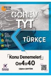 Armada Yayınları - Armada Yayınları TYT Türkçe Görev Konu Denemeleri