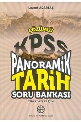 Artı Eğitim ve Kariyer Merkezi - Artı Eğitim ve Kariyer Merkezi KPSS Tüm Adaylar için Panoramik Tarih Çözümlü Soru Bankası