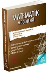 Artınet Yayınları - Artınet Yayınları Matematik Modülleri 1. Derece Denklemler Eşitsizlikler Mutlak Değer