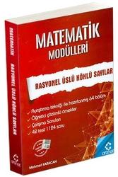 Artınet Yayınları - Artınet Yayınları Matematik Modülleri Rasyonel Üslü Köklü Sayılar