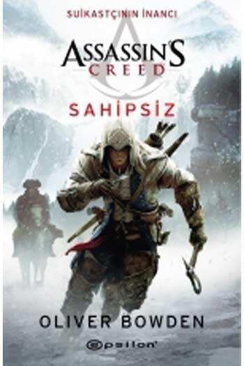 Epsilon Yayınevi - Assassin's Creed Suikastçının İnancı Sahipsiz Epsilon Yayınları