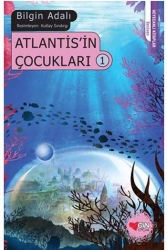 Can Çocuk Yayınları - Atlantis'in Çocukları 1 Can Çocuk Yayınları