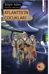 Can Çocuk Yayınları - Atlantis'in Çocukları 2 Can Çocuk Yayınları