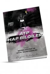 Atp Besyo Yayınları - Atp Besyo Yayınları 2021 ÖABT Beden Eğitimi Öğretmenliği Hap Bilgiler