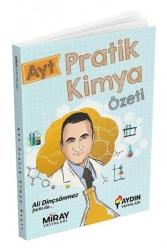 Miray Yayınları - Aydın ve Miray Yayınları 2021 AYT Pratik Kimya Özeti Konu Anlatımı