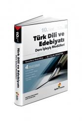 Aydın Yayınları - Aydın Yayınları 10. Sınıf Türk Dili ve Edebiyatı Ders İşleyiş Modülleri