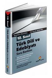 Aydın Yayınları - Aydın Yayınları 10. Sınıf Türk Dili ve Edebiyatı Soru Bankası