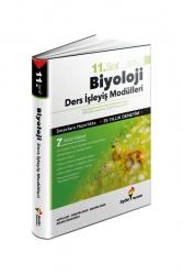 Aydın Yayınları - Aydın Yayınları 11. Sınıf Biyoloji Konu Anlatım Ders İşleyiş Modülleri