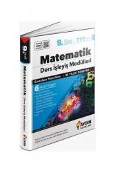 Aydın Yayınları - Aydın Yayınları 9. Sınıf Matematik Ders İşleyiş Modülleri