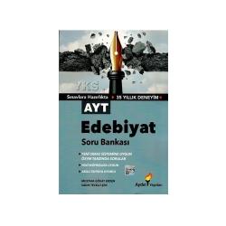 Aydın Yayınları - Aydın Yayınları AYT Edebiyat Soru Bankası