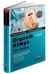 Aydın Yayınları - Aydın Yayınları Organik Kimya Konu Anlatımlı Soru Bankası