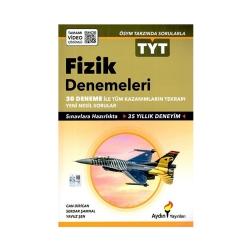Aydın Yayınları - Aydın Yayınları TYT Fizik Denemeleri