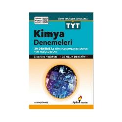 Aydın Yayınları - Aydın Yayınları TYT Kimya Denemeleri