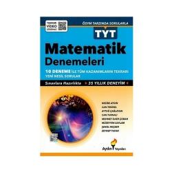 Aydın Yayınları - Aydın Yayınları TYT Matematik 10 lu Denemeleri