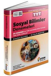 Aydın Yayınları - Aydın Yayınları TYT Sosyal Bilimler Tamamı V ideo Çözümlü 20'li Denemeleri