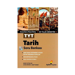 Aydın Yayınları - Aydın Yayınları TYT Tarih Soru Bankası