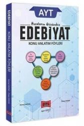 Yargı Yayınları - AYT Hocaların Gözünden Edebiyat Konu Anlatım Föyleri Yargı Yayınları