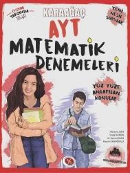 Karaağaç Yayınları - AYT Matematik Denemeleri Yüz Yüze Anlatılan Konular - Karaağaç Yayınları