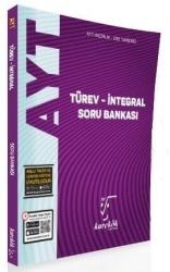 Karekök Yayınları - AYT Türev İntegral Soru Bankası Karekök Yayınları