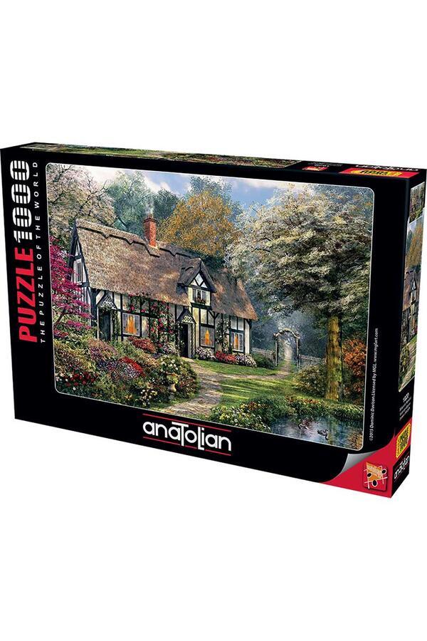 Anatolian - Bahçenin Renkleri / Victorian Garden
