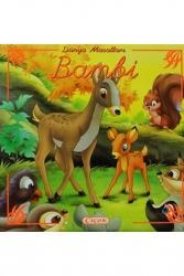 Çiçek Yayınevi - Bambi Dünya Masalları Çiçek Yayınevi