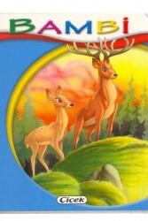 Çiçek Yayınevi - Bambi Minik Kitaplar Dizisi Çiçek Yayınevi