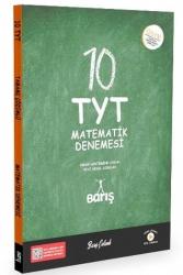 Yazarın Kendi Yayını - Barış Çelenk TYT Video Çözümlü 10 Matematik Denemesi
