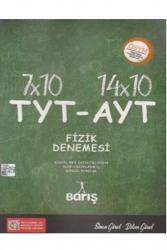 Barış Çelenk Yayınları - Barış Çelenk Yayınları 2021 TYT AYT Fizik Denemesi