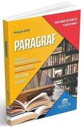 Barok Yayıncılık - Barok Yayıncılık Paragraf Tamamı Çözümlü Soru Bankası