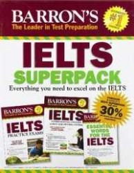 Barrons Educational Series - Barrons IELTS Superpack Kutulu Set