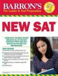Barrons Educational Series - Barrons New Sat