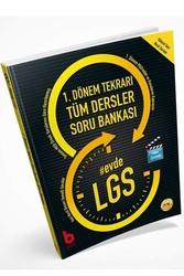 Basamak Yayınları - Basamak Yayınları 8. Sınıf LGS 1. Dönem Tekrarı Tüm Dersler Soru Bankası