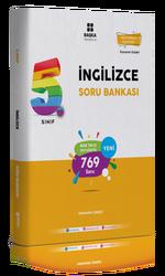 Başka Yayınları - Başka Yayıncılık 5. Sınıf İngilizce Soru Bankası