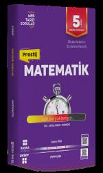 Başka Yayınları - Başka Yayıncılık 5. Sınıf Matematik Prestij Yeni Nesil Soru Bankası