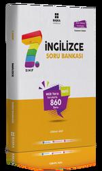 Başka Yayınları - Başka Yayıncılık 7. Sınıf İngilizce Soru Bankası