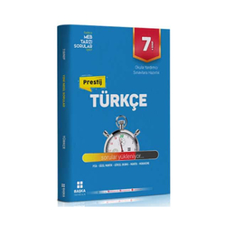 Başka Yayınları - Başka Yayıncılık 7. Sınıf Prestij Türkçe Soru Bankası