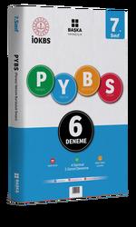 Başka Yayınları - Başka Yayıncılık 7. Sınıf PYBS 6 Deneme