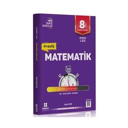 Başka Yayınları - Başka Yayıncılık 8. Sınıf LGS Prestij Matematik Soru Bankası