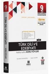 Başka Yayınları - Başka Yayıncılık 9. Sınıf Türk Dili ve Edebiyatı Hafta Hafta Soru Föyleri