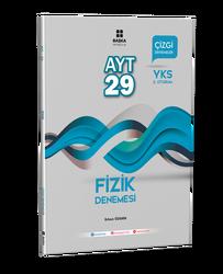 Başka Yayınları - Başka Yayıncılık AYT Fizik 29 Denemesi