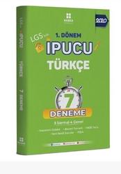 Başka Yayınları - Başka Yayıncılık LGS 1.Dönem İpucu Türkçe 7 Deneme
