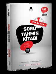 Başka Yayınları - Başka Yayıncılık LGS Soru Tahmin Kitabı Sözel Bölüm