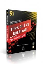 Başka Yayınları - Başka Yayınları 9. Sınıf Türk Dili Edebiyatı Soru Fasikülleri 2 Fasikül