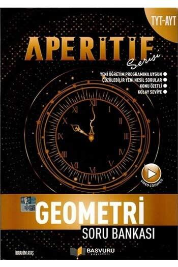 Başvuru Yayınları - Başvuru Yayınları TYT AYT Geometri Aperitif Soru Bankası