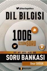 Başvuru Yayınları - Başvuru Yayınları TYT AYT KPSS ALES DGS Dil Bilgisi 1006 Özgün Soru
