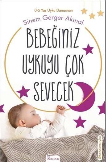 Koridor Yayıncılık - Bebeğiniz Uykuyu Çok Sevecek Koridor Yayıncılık