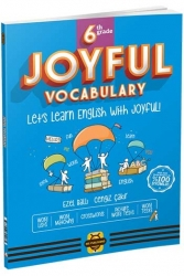 Bee Publishing - Bee Publishing 6. Sınıf Joyful Vocabulary Book