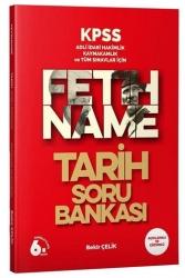 Yazarın Kendi Yayını - Bekir Çelik 2021 KPSS Fetihname Tarih Çözümlü Soru Bankası
