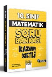 Benim Hocam Yayıncılık - Benim Hocam Yayıncılık 10. Sınıf Kazanım Özetli Matematik Soru Bankası